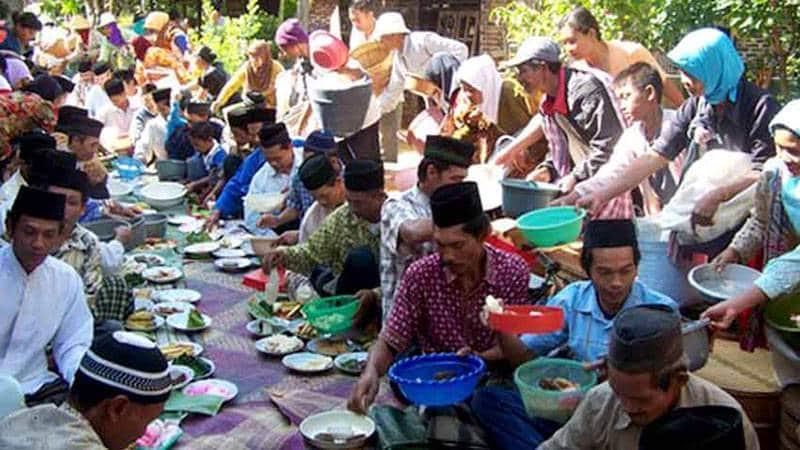 tradisini unik ramadhan di indonesia