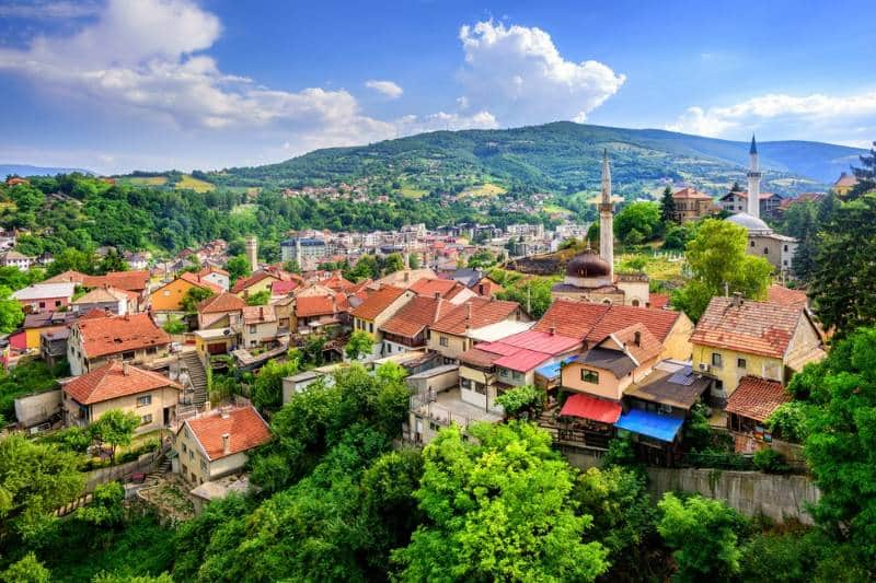 tempat wisata menarik di bosnia