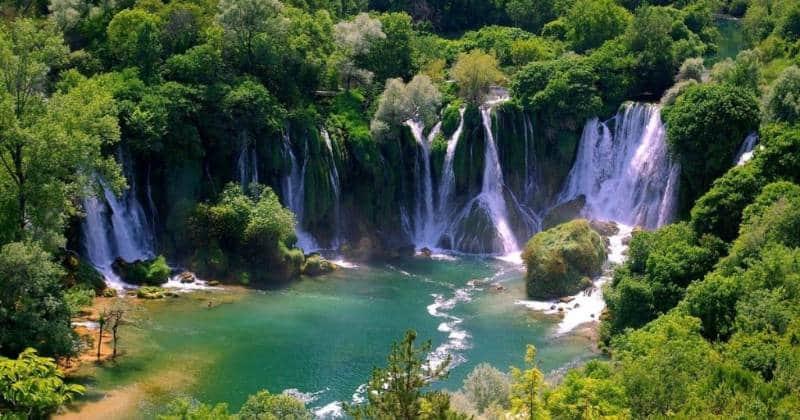 tempat wisata di bosnia