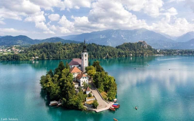 tempat wisata slovenia