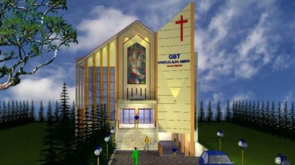 gereja terbesar di indonesia