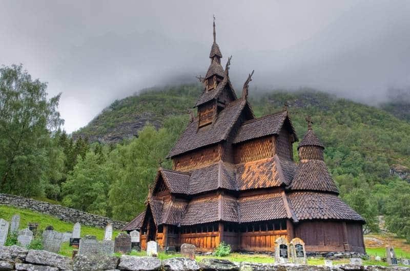 gereja unik di dunia