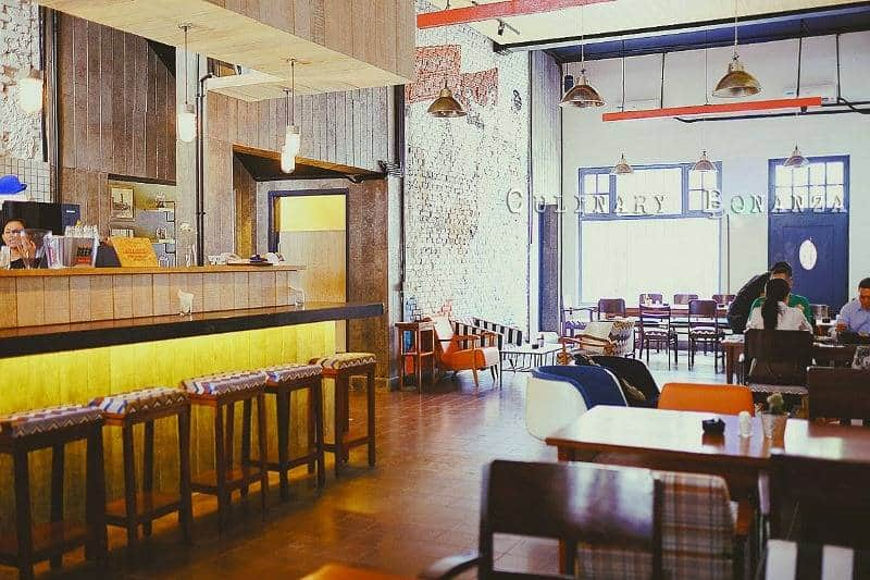 Historia Food and Bar
