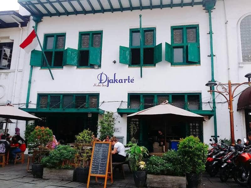 9 Spot Kuliner Enak Dan Legendaris Di Kota Tua Jakarta Spot