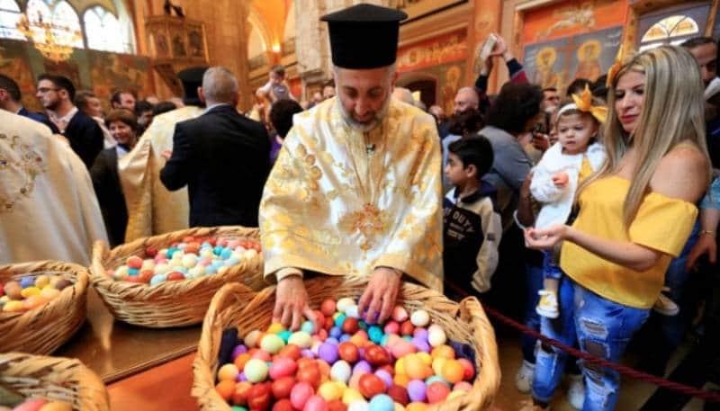 tradisi paskah di berbagai belahan dunia