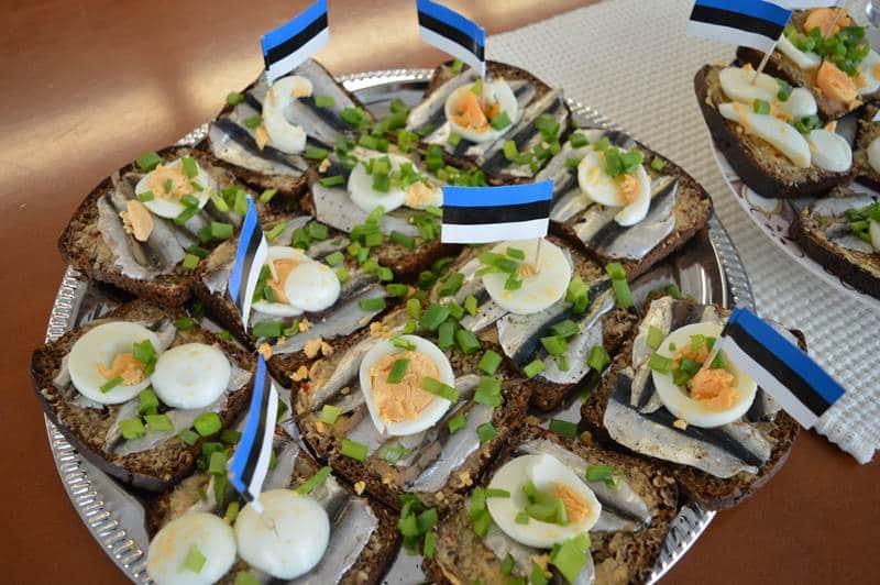 makanan Khas Estonia