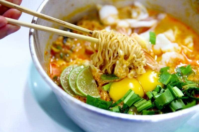 tom yam paling enak di Thailand