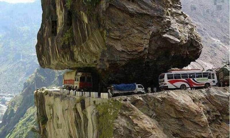 jalanan terextreme di dunia