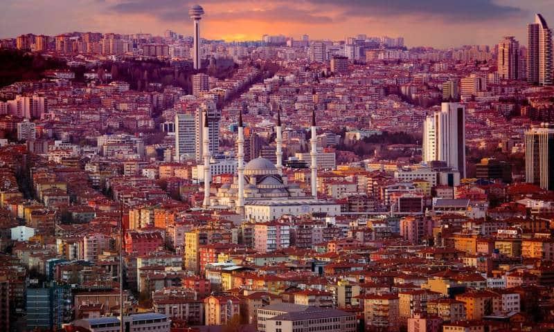 kota terindah di turki