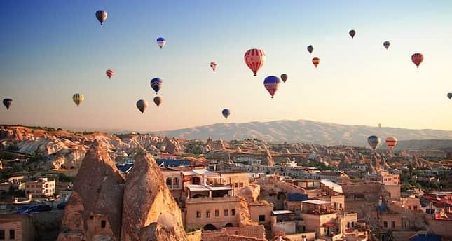 kota wisata di turki