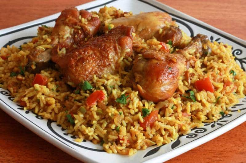 Makanan khas Qatar