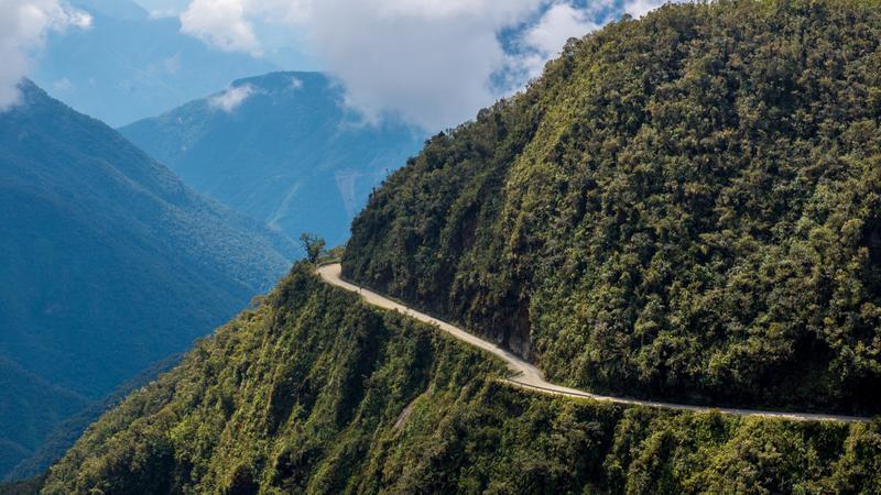 jalan terextreme di dunia