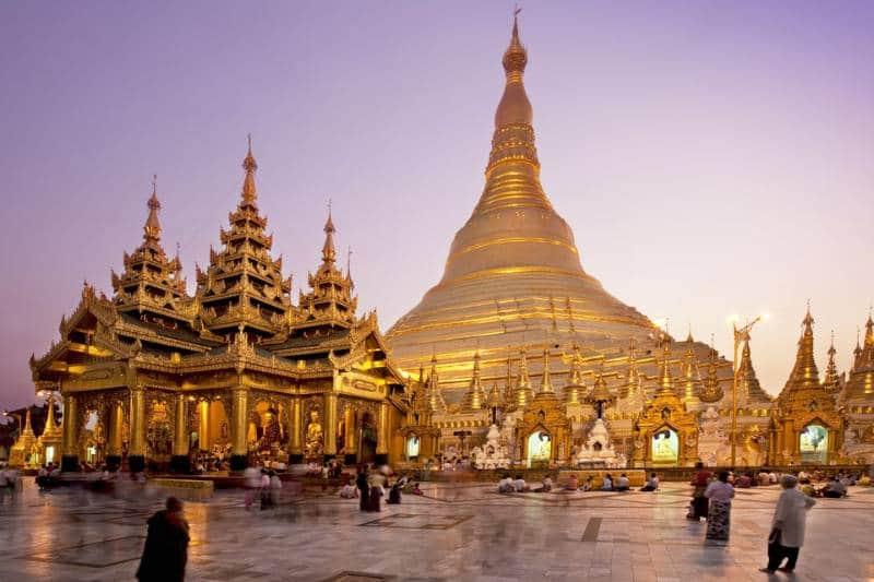 15 Obyek Wisata Di Myanmar Paling Banyak Dikunjungi Wisatawan