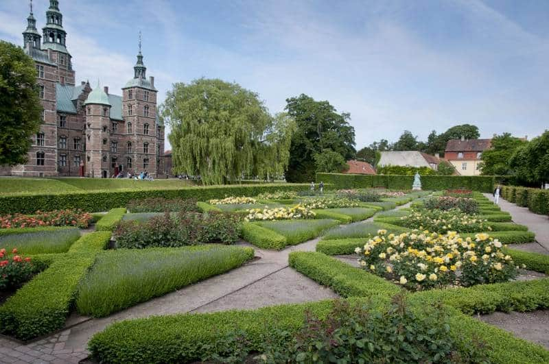 taman bunga terindah di dunia
