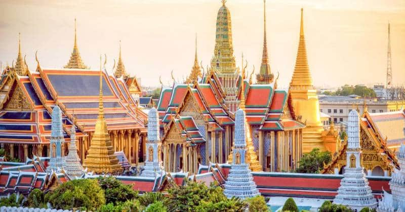 Wisata Religi Berkunjung Ke 7 Kuil Buddha Paling Megah Di Thailand