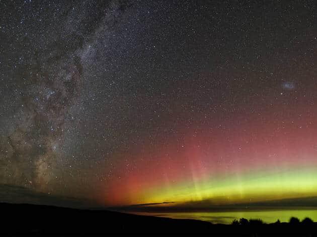 aurora bareilis di australia
