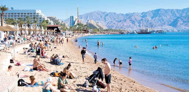 tempat wisata di Israel