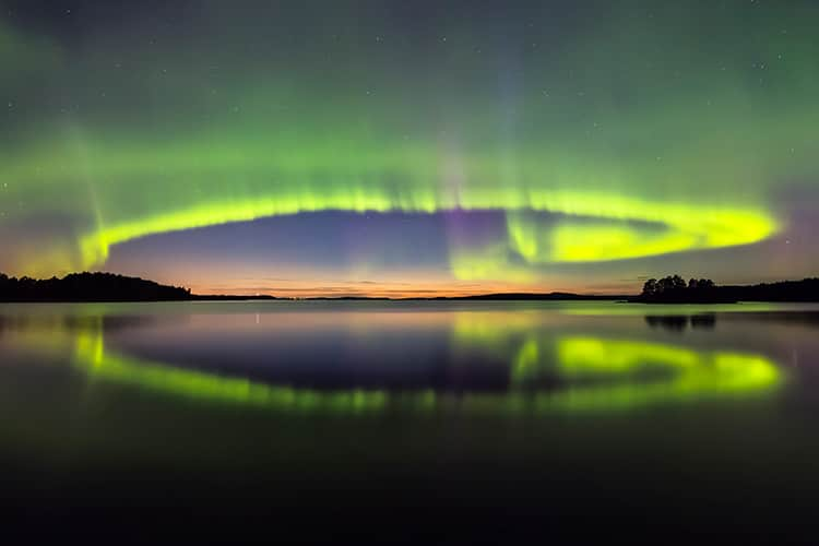 aurora barelis finlandia