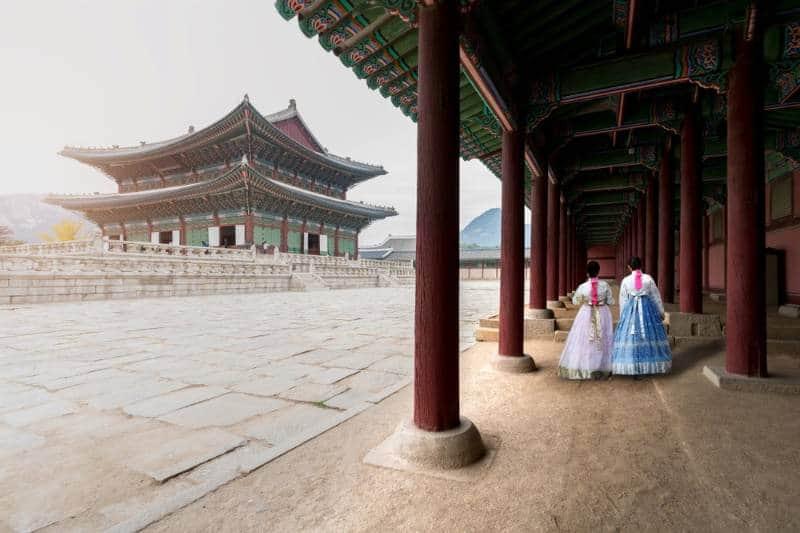 tempat wisata di seoul korea