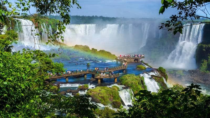 obyek wisata menarik argentina
