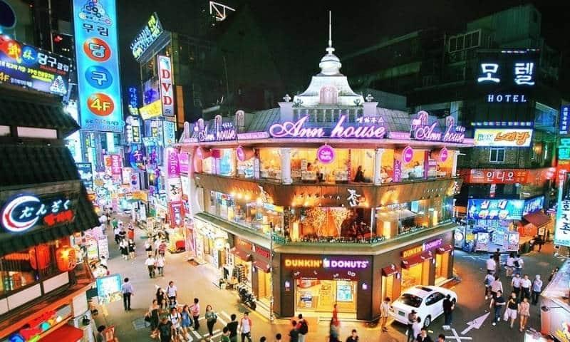 tempat wisata di seoul