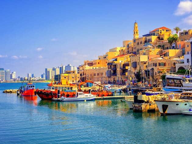 tempat wisata menarik di israel