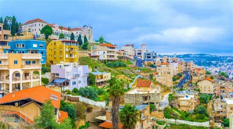 obyek wisata menarik di Israel