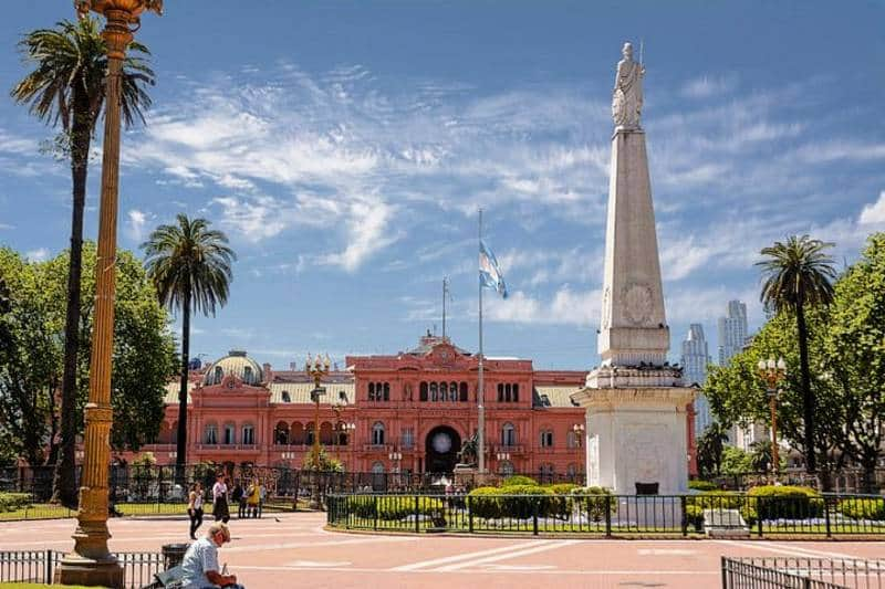 tempat wisata negara argentina