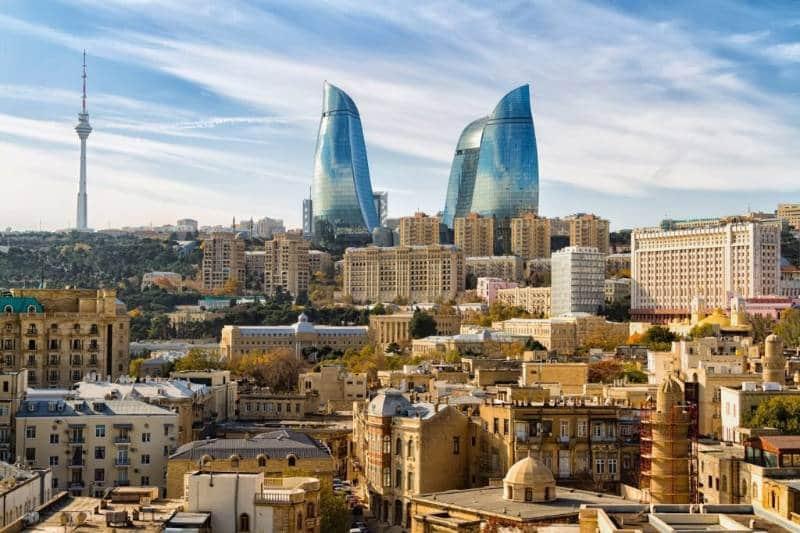 Obyek Wisata Azerbaijan