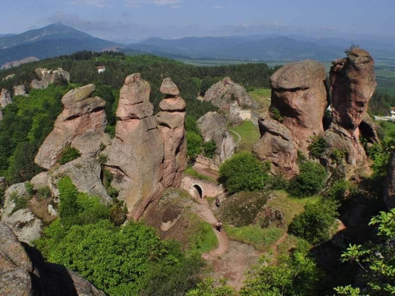 obyek wisata di Bulgaria