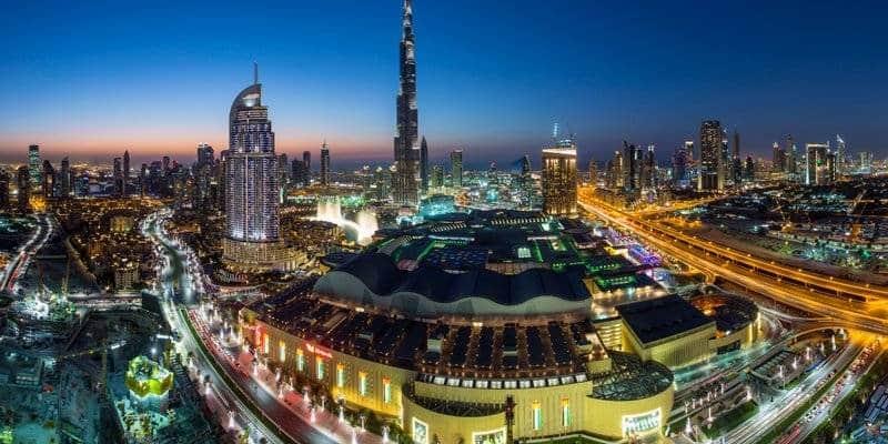 tempat wisata di Dubai