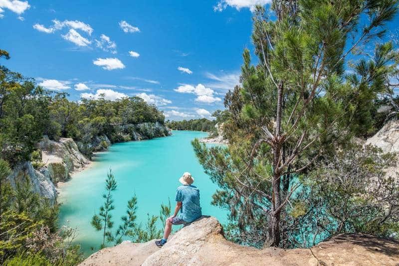 wisata alam di tasmania