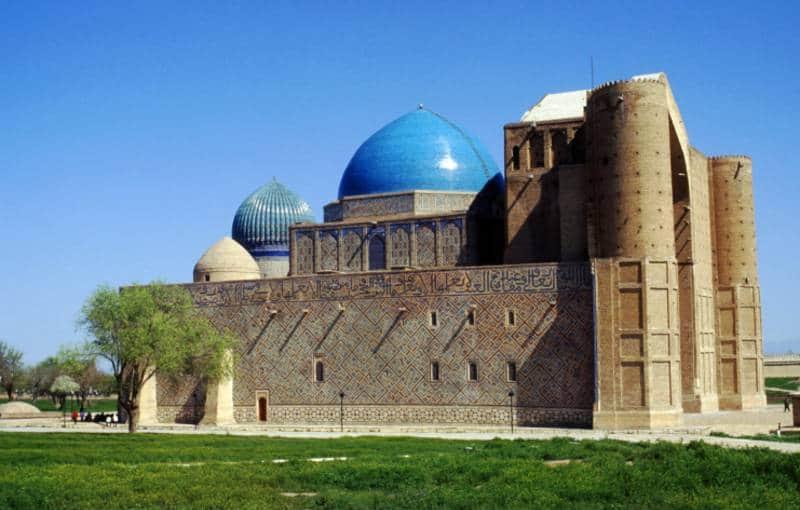 tempat wisata di kazakhstan
