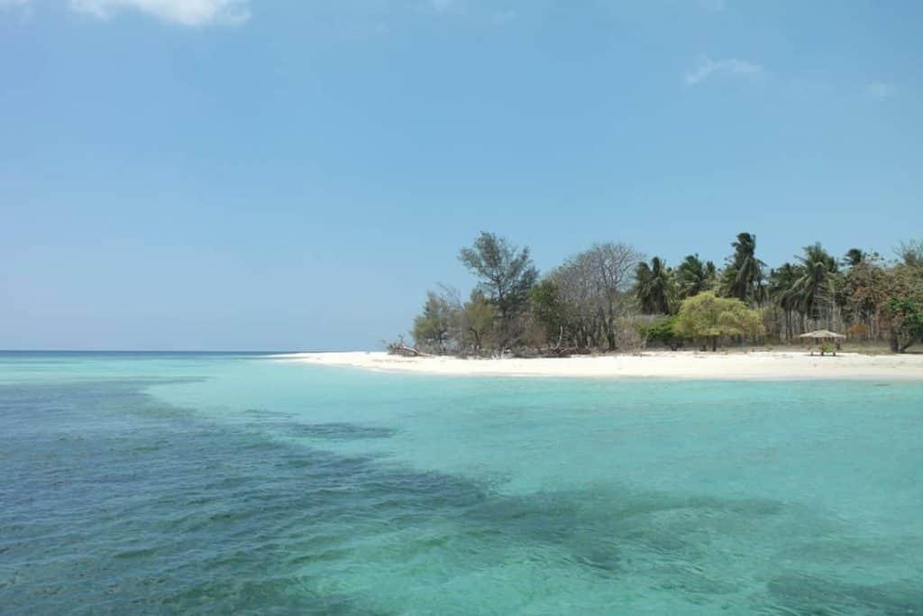 tempat wisata di pulau kangean madura