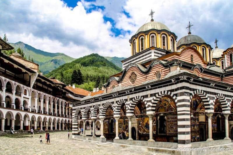 tempat wisata di Bulgaria