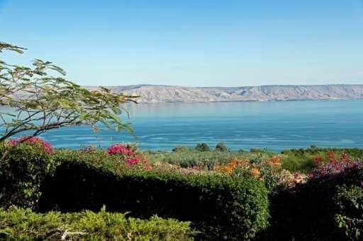 tempat menarik di israel