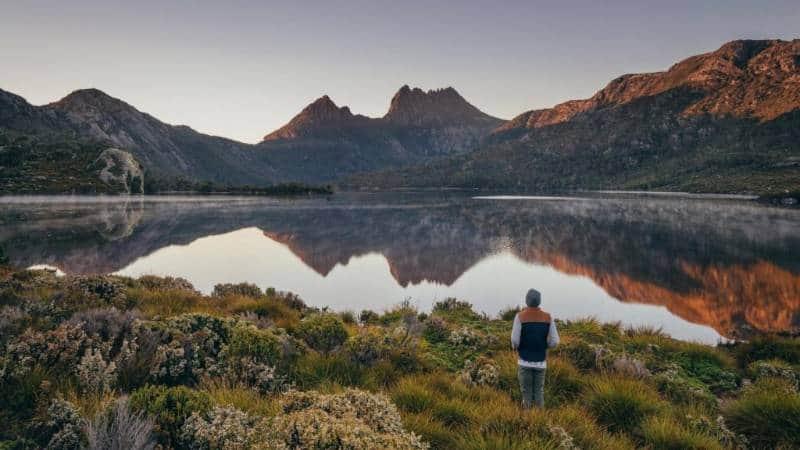 wisata alam tasmania