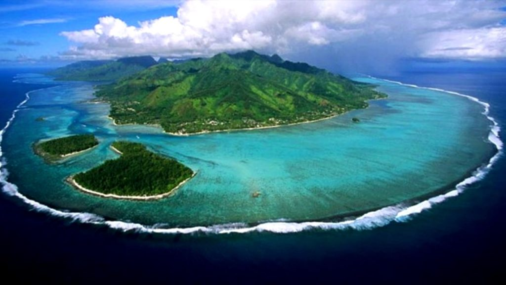 pulau pribadi milik selebriti hollywood
