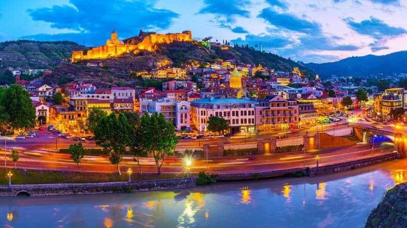 ibukota negara termurah di dunia untuk liburan