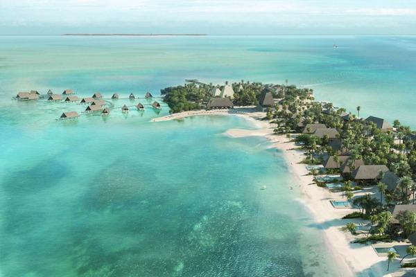 pulau pribadi miliki selebriti