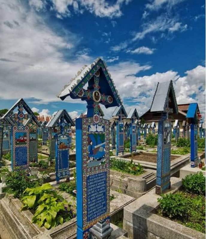 obyek wisata rumania