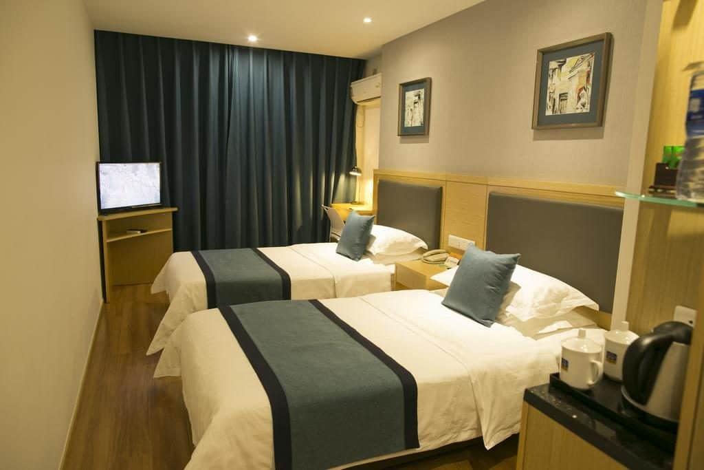 hotel budget di beijing