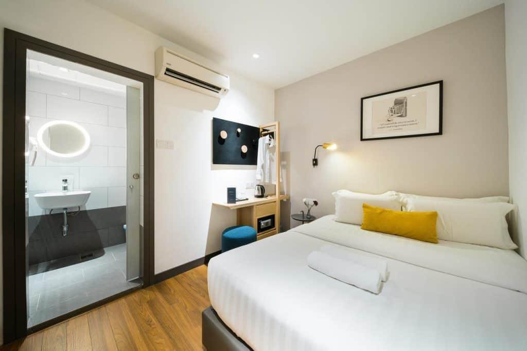 hotel budget di kuala lumpur
