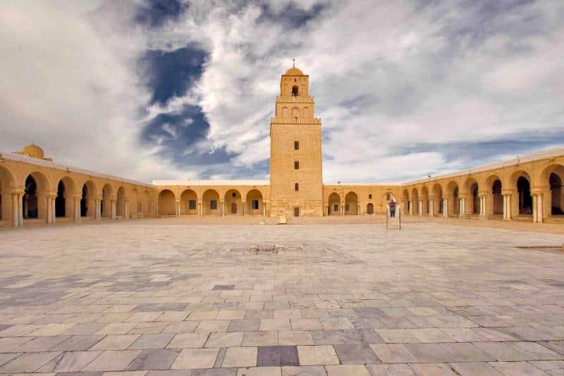 tempat wisata tunisia