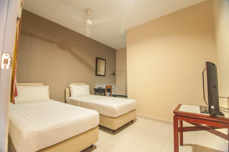 hotel budget di Malaka