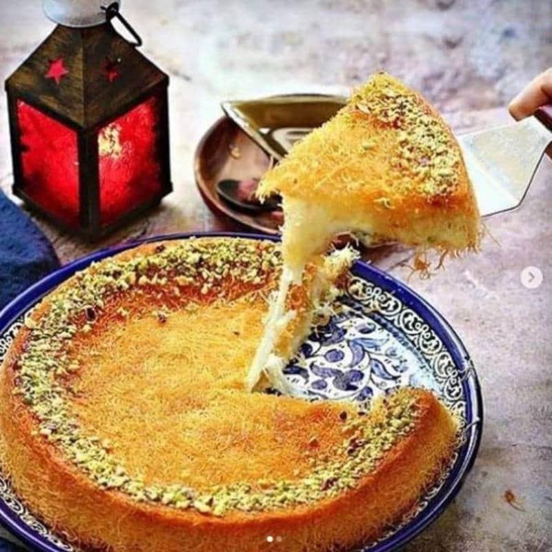 manisan khas arab