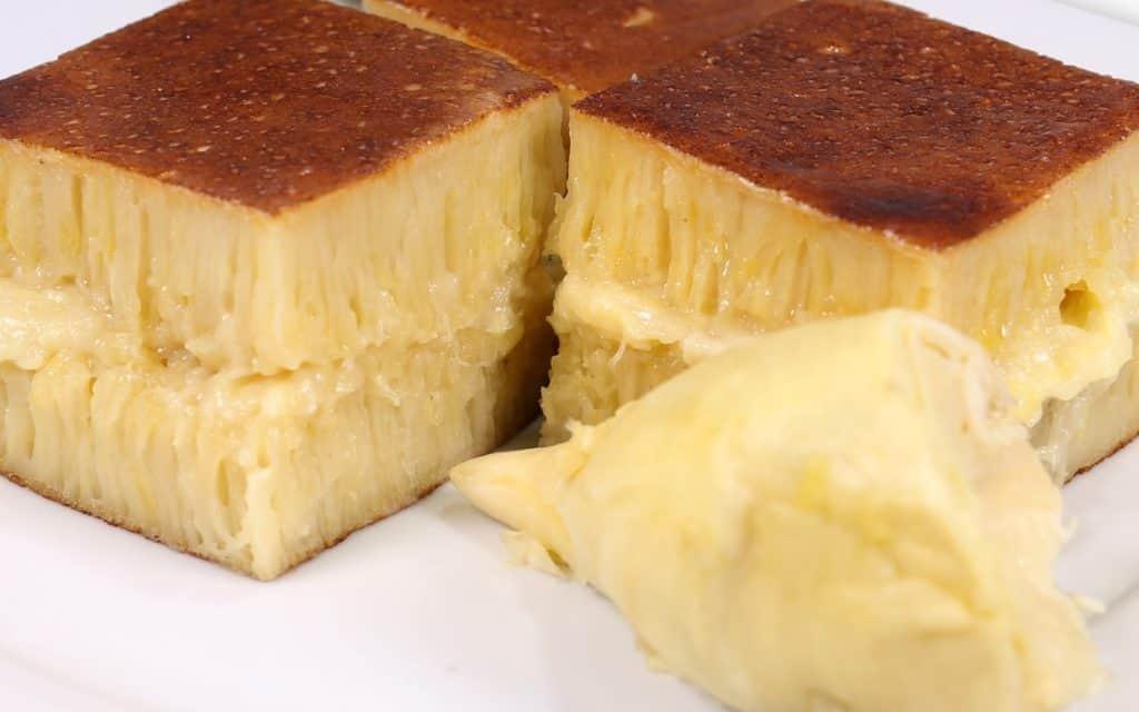 makanan dari olahan durian