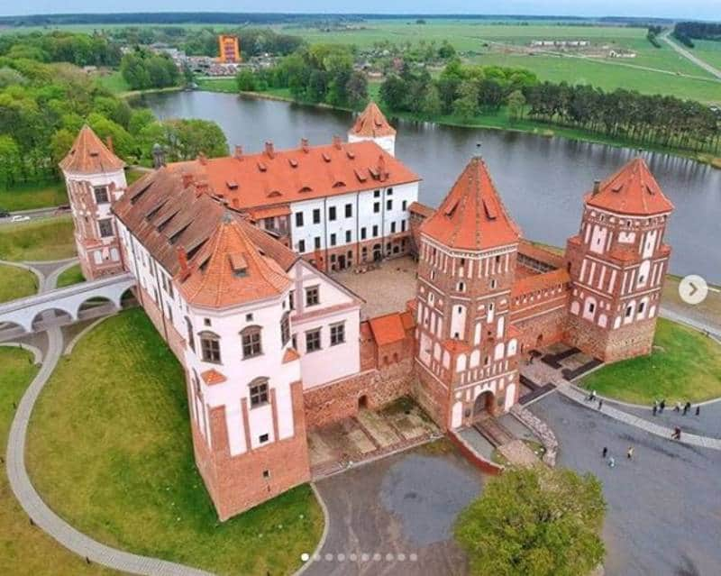 obyek wisata belarus