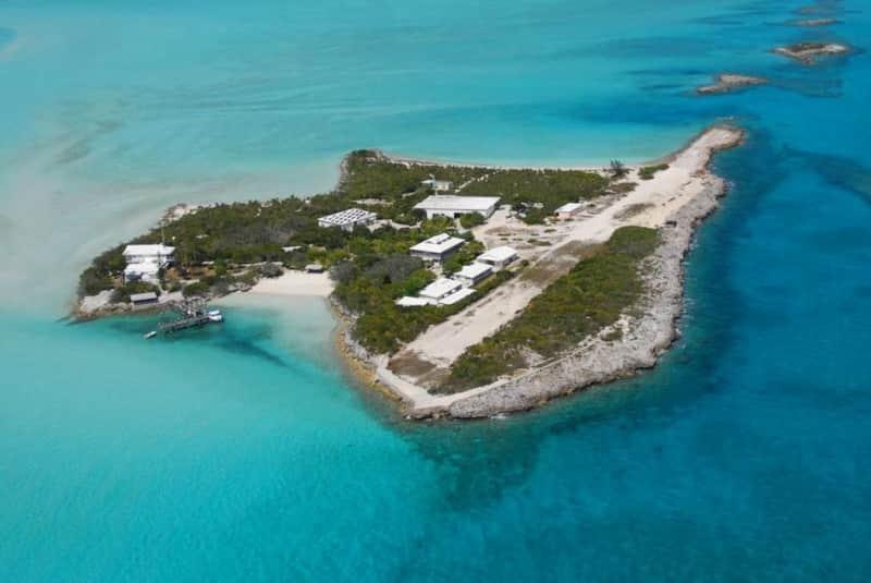 pulau pribadi paling indah di dunia