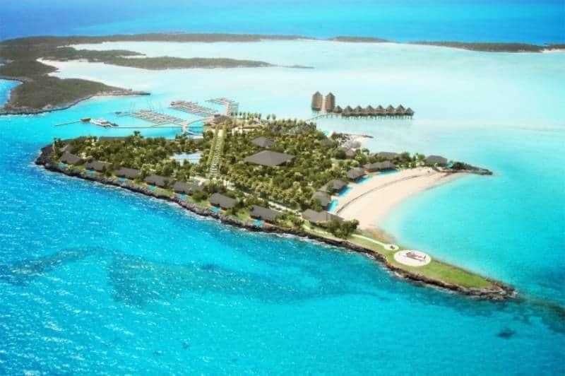 pulau pribadi milik selebriti